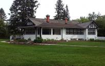 Bring the Gardens Back to this Edwardian House at the Kerry Wood Nature Centre, Red Deer